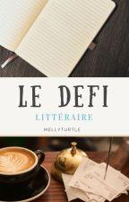 Le défi littéraire by Mellyturtle