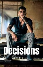 decisions // room // zayn by ggizibei