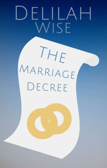 The Marriage Decree