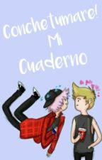 Conchetumare! Mi Cuaderno-Muke Chilensis by junismyangel