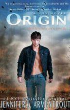 Saga Lux: Origin - Jennifer L. Armentrout by gessicamonteiro184