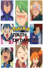 Pokemon Truth Or Dare by lovergirl525
