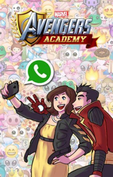 Avengers Academy Whatsapp | #StonyAwards