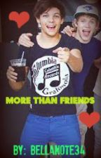 More Than Friends? - {A Nouis Story} by Bellanote34