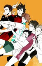 Haikyuu [ Captains X Reader ]: His, Only His Manager by Aeclya