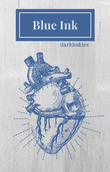 Blue Ink || Minishaw