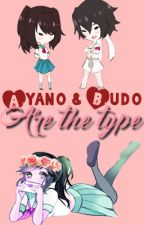 Ayano & Budo are the type 「Yandere Simulator」 by flxwer_s