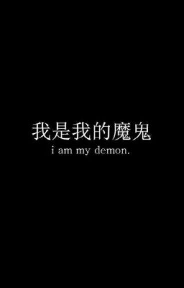 Angel y Demonio  Male Chara y Tu 