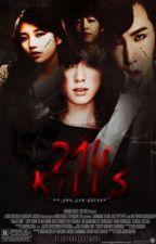 214 Kills by IanneLee