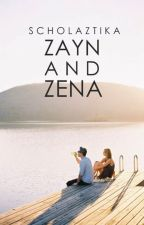 Zayn and Zena by scholaztika