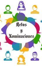 Retos y Nominaciones by Steph15G