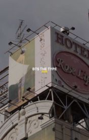bangtan the type by chogiwa