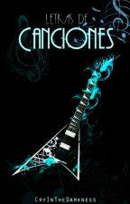 Letras De Canciones by CryInTheDarkness