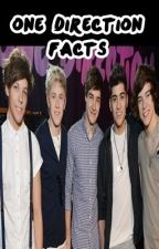 One Direction FACTS <3 (COMPLETE) by http_kbdp