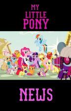 My Little Pony News by AdagioDazzles