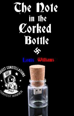 'The Note in the Corked Bottle' (Joint Winner!) #ProjectConstellations by GeekAtlas