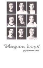 """"""" Magcon boys """" by Manonnn16"""