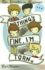 One Direction on Messenger  by xNamizx