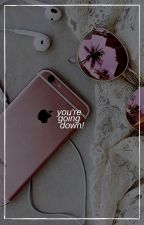 you're going down! (pitch perfect two.) by --mindlesssoul
