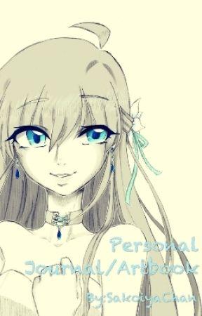Personal Journal/Artbook by SakoiyaChan