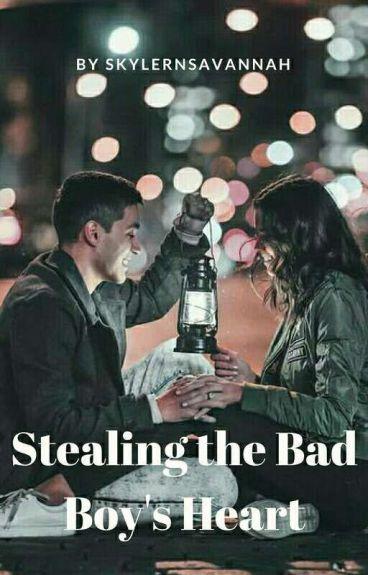 Stealing The Badboy's Heart