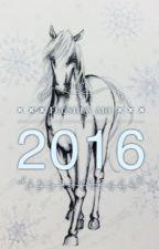 Zeichnungen und Mangas 2016  by FrostShards