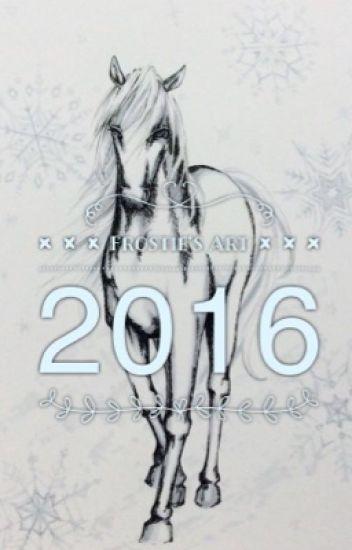 Zeichnungen und Mangas 2016 (Abgeschlossen)