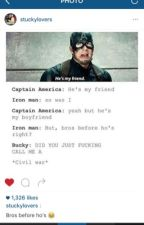 Rants- Everything by awkwardly_bucky