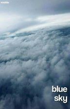Blue Sky ↭ s.m by -mxddie