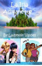 La isla  Adrianette [PAUSADA] by IsidoraValdes9