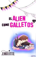 El Alien ComeGalletos 2 ➼Vkook [EDITANDO] by JennxKimTxe