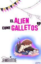 El Alien ComeGalletos II ➼Vkook by JennxKimTxe