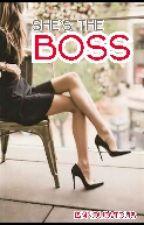 She's The Boss by IamYourVirus