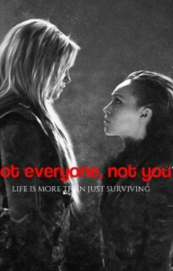 Not everyone, not you
