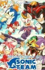 Preguntas Y Retos Al Sonic Team  by Cler_theCat