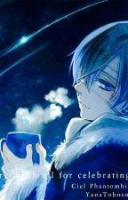 Bleu cyan (Black Butler) by Lioaka