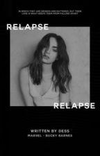 Relapse ★ Bucky Barnes by primuskat