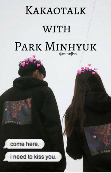 «Kakaotalk with Park Minhyuk»