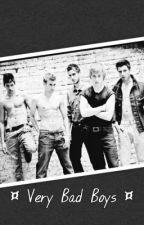 Very Bad Boys (Auryn y tu){TERMINADA} by WritterQueen113