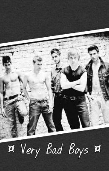 Very Bad Boys (Auryn y tu){TERMINADA}