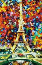 My Art Book. by thattopcat