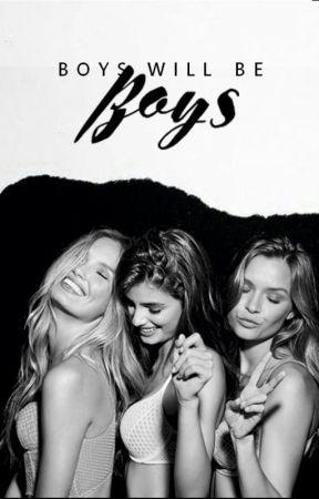 Boys Will Be Boys by kaitlyn_ae