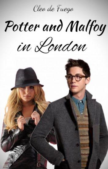 Potter a Malfoyová v Londýne