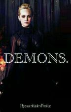 Demons - Alec Lightwood. by GingxrHair
