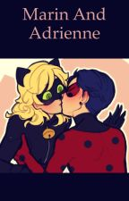 Marin And Adrienne: A Miraculous Genderbend by brand0n_McQueen