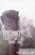 Hiding • Scott McCall • Book One by Eri_Berri2312
