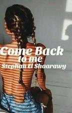 Come Back To Me; Stephan El Shaarawy  by Fan_di_Favij