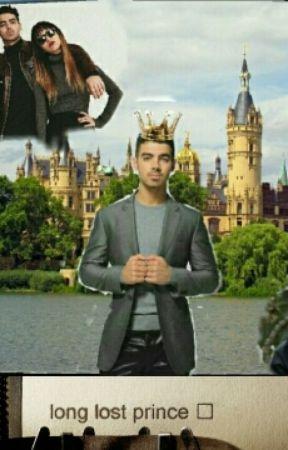 Long Lost Prince by mimolena