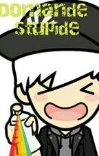Domande Stupide  by shangri-la_wuka_up