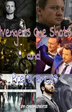 Avengers One Shots And Preferences by TimeJumpBucky